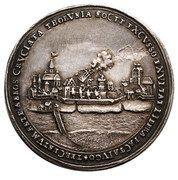 Medal - August III Sas (Toruń mint) – obverse