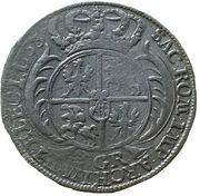 8 Groschen 1753 - Ephraimiten (Replica) – reverse