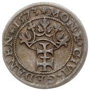 Szeląg gdański - Interregnum (Gdańsk mint) – reverse