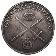 Talar koronny - Interregnum (Bydgoszcz mint) – obverse
