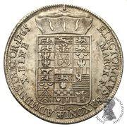 Talar - Ksawery as Polish Prince (Drezno mint) – reverse