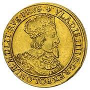 Półtoradukat - Władysław IV Waza (Gdańsk mint) -  obverse