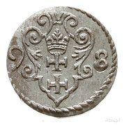 Denar gdański - Zygmunt III Waza (Gdańsk mint) – obverse