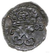 Denar poznański - Zygmunt III Waza (Poznań mint) – reverse
