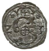 Denar koronny - Zygmunt III Waza (Kraków mint) – obverse
