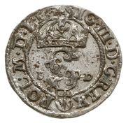 Szeląg koronny - Zygmunt III Waza (Olkusz mint) – obverse