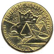 2 Złote (Trybunał Konstytucyjny) -  obverse