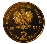 2 Złote (Michał Siedlecki) -  obverse