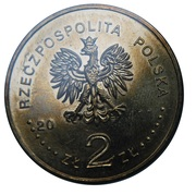 2 Złote (Europe with no limits) -  obverse
