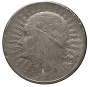 5 Złotych (Polonia) -  reverse