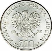 200 Złotych (Victory Over Fascism) -  obverse