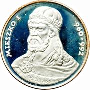 200 Złotych (Duke Mieszko I) -  reverse