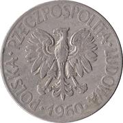 10 Złotych (Tadeusz Kosciuszko, large type) -  obverse