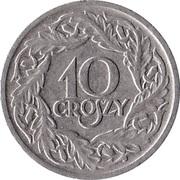 10 Groszy – reverse