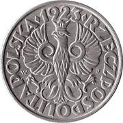 20 Groszy (Nickel) -  obverse