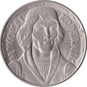 10 Złotych (Mikolaj Kopernik, large type) -  reverse