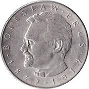 10 Złotych (Bolesław Prus) -  reverse