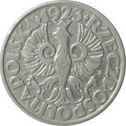 50 Groszy (Nickel) -  obverse