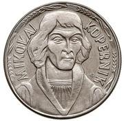 10 Złotych (Mikolaj Kopernik, small type) -  reverse