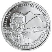10 Złotych (Tatra Voluntary Rescue Service) -  obverse