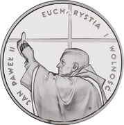 10 Złotych (John Paul II) -  reverse