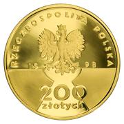200 Złotych (John Paul's II Pontificate) -  obverse