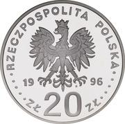 20 Złotych (1000th anniversary of Gdańsk ) -  obverse