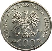 100 Złotych (Greater Poland Uprising) -  obverse