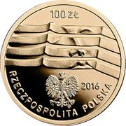 100 Złotych (Wroclaw - European Capital of Culture) -  obverse