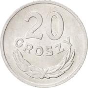20 Groszy – reverse