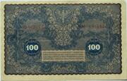 100 Marek – reverse