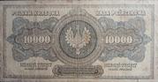 10 000 Marek – reverse