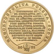 500 Złotych (Joannes Casimirus) – obverse