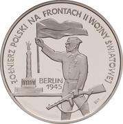 10 Złotych (Berlin 1945) -  obverse