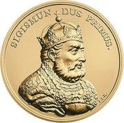 500 Złotych (Sigismun Dus Primus) – reverse
