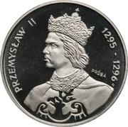 500 Złotych (Przemysław II; Trial Strike) -  obverse