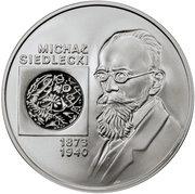 10 Złotych (Michał Siedlecki) -  reverse