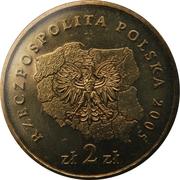 2 Złote (Zachodniopomorskie Voivodeship) -  obverse
