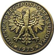 2 Złote (1st Eagle Design) -  obverse