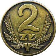 2 Złote (1st Eagle Design) -  reverse