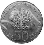 50 Złotych (Kazimierz I Odnowiciel) -  obverse