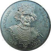 50 Złotych (Bolesław II Śmiały) -  reverse