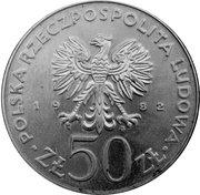 50 Złotych (Bolesław III Krzywousty) -  obverse
