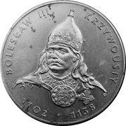 50 Złotych (Bolesław III Krzywousty) -  reverse