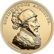 500 Złotych (Sigismundus Augustus) – reverse