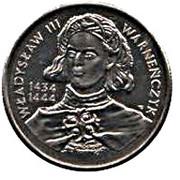 10 000 Złotych (Władysław Warneńczyk) -  reverse