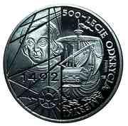 200 000 Złotych (Discovery of America; Trial Strike) -  reverse