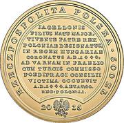 500 Złotych (Vladislaus Varnensis) – obverse
