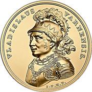 500 Złotych (Vladislaus Varnensis) – reverse