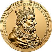 500 Złotych (Boleslaus Dictus Chrobry Sive Strenuus) – reverse